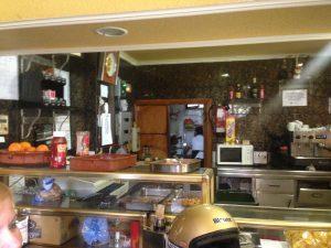 Reforma de Cafetería  -Origen
