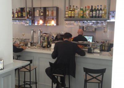 Cafetería tras la reforma 1